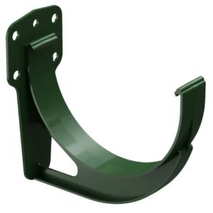 Кронштейн желоба Docke ПВХ Standard D120/80 мм короткий зеленый