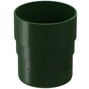 Соединитель трубы Docke ПВХ Standard D120/80 мм зеленый