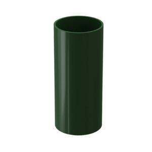 Труба водосточная Docke Standard ПВХ D120/80х3000 мм зеленая