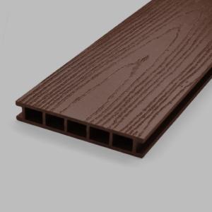 Террасная доска ДПК Faynag Bognato Шоколад