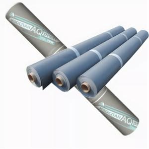 Изоспан AQ PROFF 150 70м2 гидро-ветрозащитная паропроницаемая мембрана
