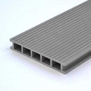 Террасная доска ДПК Faynag Micro Серебро