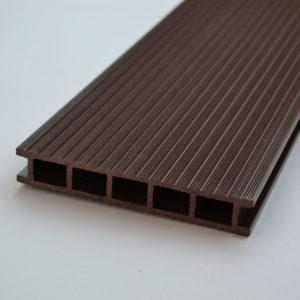 Террасная доска ДПК Faynag Micro Шоколад