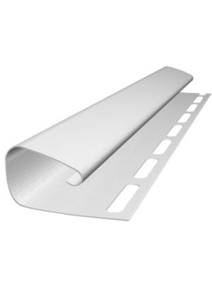 J-профиль VOX Standart Unicolor Белый