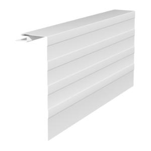 Планка приоконная широкая VOX Unicolor SV-20 Белая 25 см