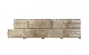 Фасадная панель Альта-Профиль СФ - 01, Бежевый