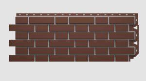 Фасадная панель Docke-R Flemish Коричневый