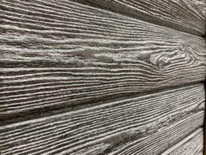 Фасадная панель Ю-пласт Хокла Винтаж Пепел
