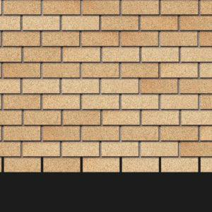 Фасадная плитка Brick Янтарный