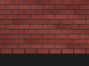Фасадная плитка Brick Клубника