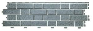 Панель фасадная Tecos German brick collection Кирпич Дрезденский