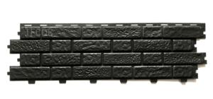 Фасадная панельTecos Brickwork Графит
