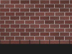 Фасадная плитка Brick Зрелый каштан