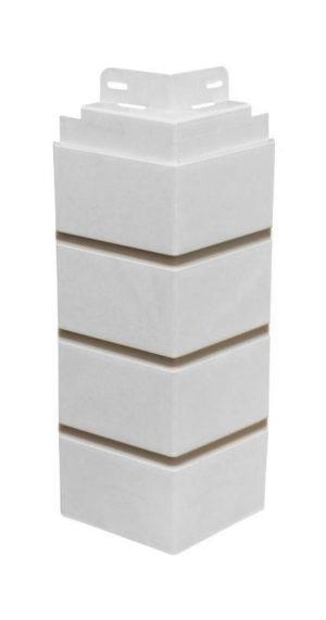 Фасадная панель Steindorf кирпич белый