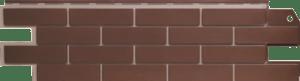 Фасадная панель Steindorf кирпич Коричневый