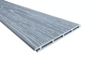 Фасадная доска ДПК Faynag Wood Серебро
