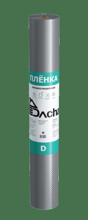Гидро/пароизоляционная пленка Dacha D усиленная