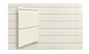Сайдинг VOX Kerrafront Modern Wood Слоновая кость