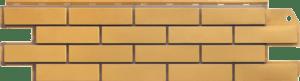 Фасадная панель Steindorf кирпич Бежевый