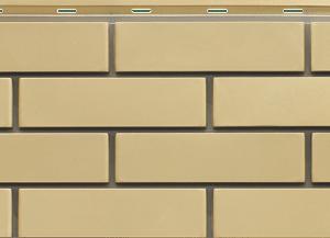 Фасадная панель Steindorf кирпич Светло-желтый