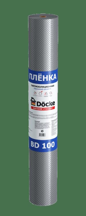Пароизоляционная пленка BD 100 повышенной прочности