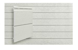Сайдинг VOX Kerrafront Modern Wood Жемчужно-серый