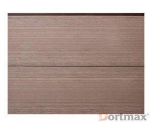 Фасадная доска из ДПК TWINSON древесно-коричневый