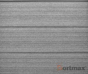 Фасадная доска из ДПК Vintage серый