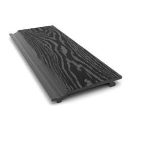 Фасадная доска из ДПК Savewood Sorbus тангенциальный распил Черный