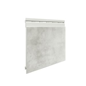 Сайдинг VOX Kerrafront Trend Камень Жемчужно-серый