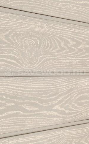 Фасадная доска из ДПК Savewood Sorbus тангенциальный распил Бежевый