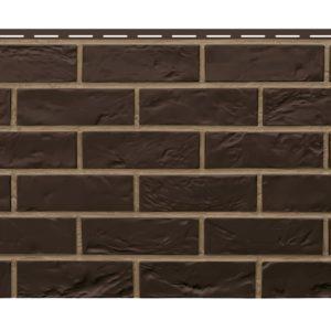 Фасадная панель Vilo Brick Тёмно-коричневый