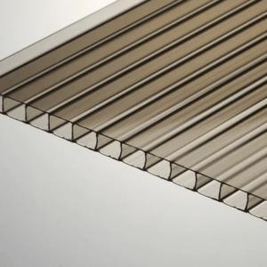 Поликарбонат Standart 6 мм коричневый