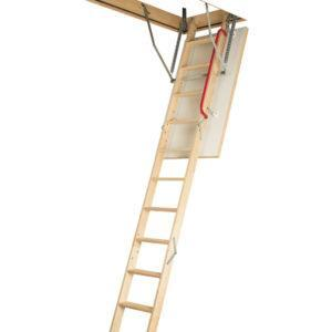 Лестница чердачная Fakro Komfort деревянная